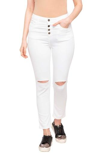 RS BY ROCKY STAR -  WhiteJeans & Leggings - Main