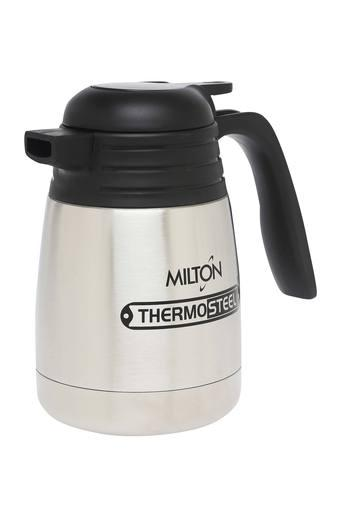 Thermo Steel Solid Flask with Handle - 600ml
