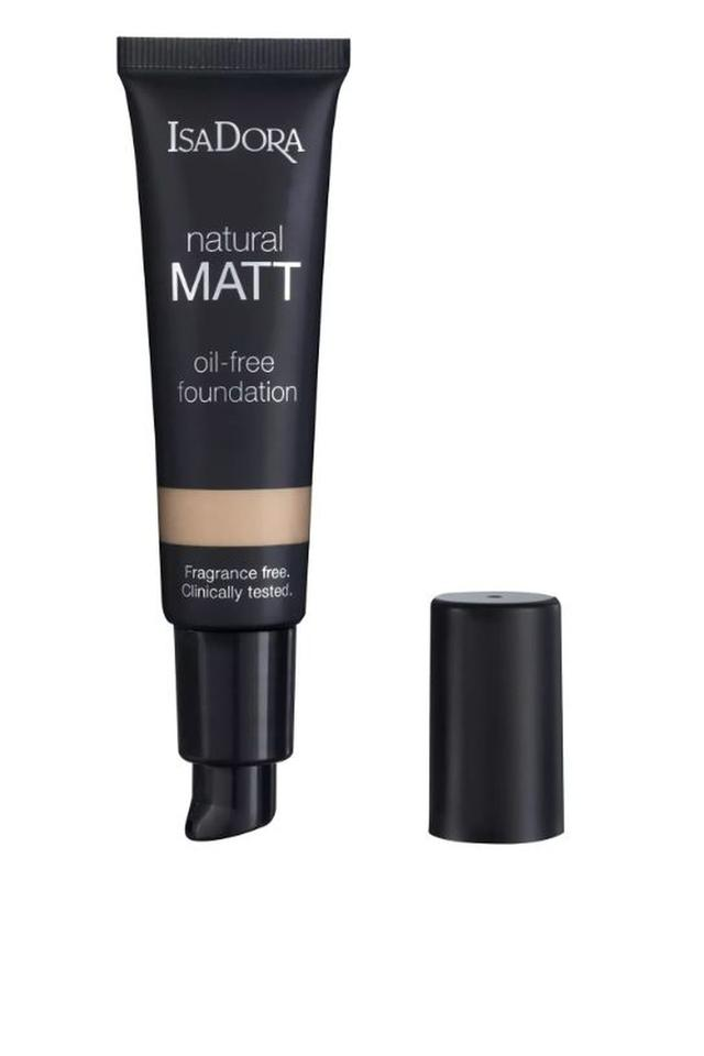 Natural Matte Oil Free Foundation