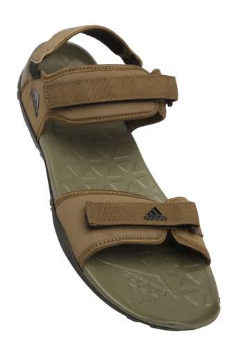 69d81a47c Buy ADIDAS Mens Synthetic Velcro Closure Sandals | Shoppers Stop