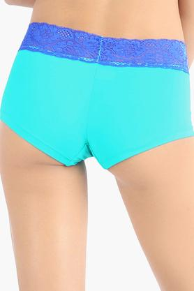 Womens Lace Boy Shorts