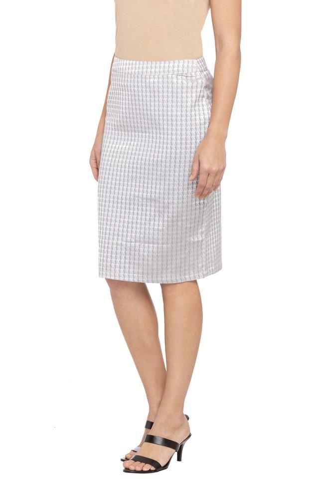 Womens Printed Casual Skirt