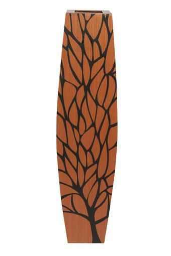 Tree Wooden Vase - 24inches