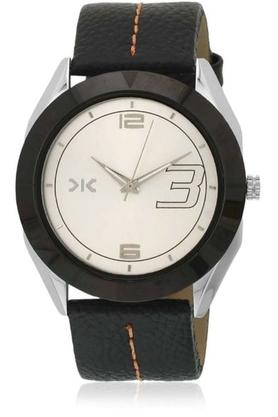 Mens Analogue Leather Watch - KLWI514D