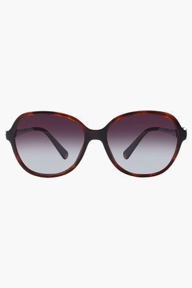 Womens Full Rim Square Sunglasses - NGC288BR2P