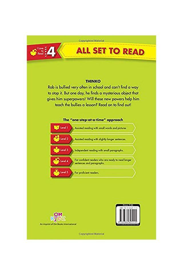 Thinko: All Set to Read