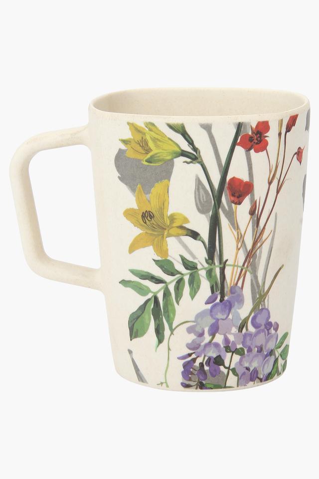 Floral Printed Coffee Mug