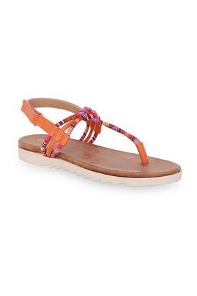 CERIZ Womens Casual Wear Velcro Closure Sandals - 204895218_9508
