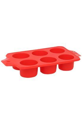 IVYSolid Silicone Mould Muffin Baking Tray