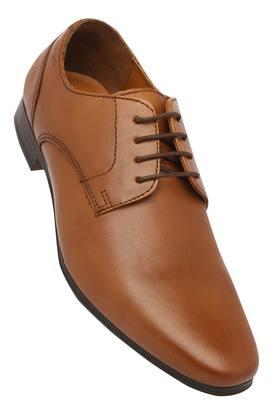 RED TAPEMens Leather Lace Up Derbys - 204795636_9124