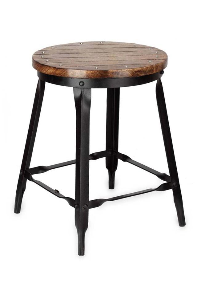 Brown Sonia Stool