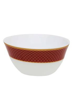 Regent Round Colour Block Soup Bowl