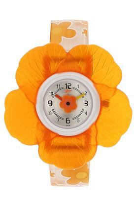 Girls Analogue Plastic Watch - NKC4006PP03