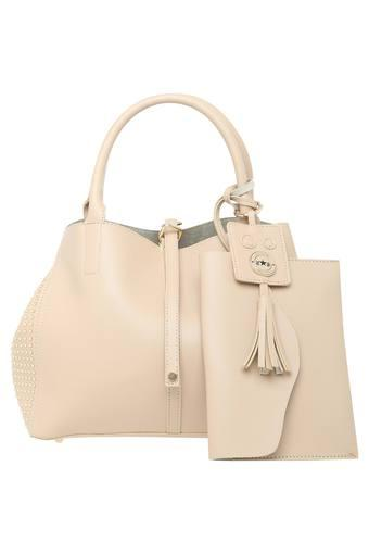 RS BY ROCKY STAR -  Beige Handbags - Main