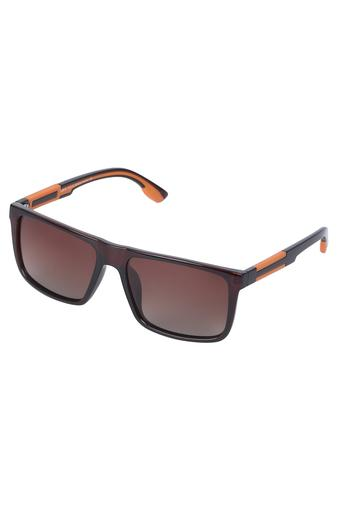 Mens Wayfarer UV Protected Sunglasses - LI122C31