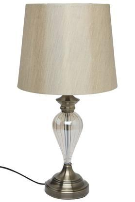 IVYRound Slub Table Lamp - 201712387_9999