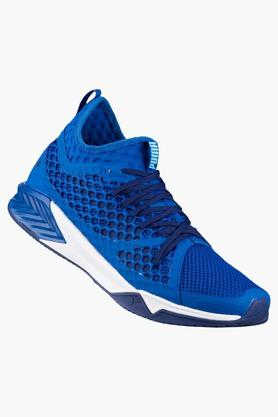 PUMA Mens Mesh Lace Up Sports Shoes - 203246462