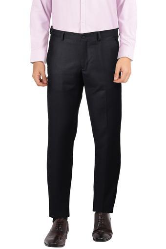 C369 -  NavyFormal Trousers - Main