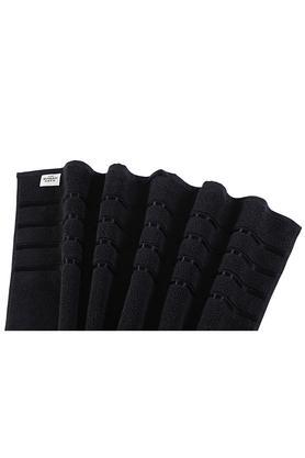 Bamboo Ultra Soft Pure Cotton Bath Towel - 600 GSM Black