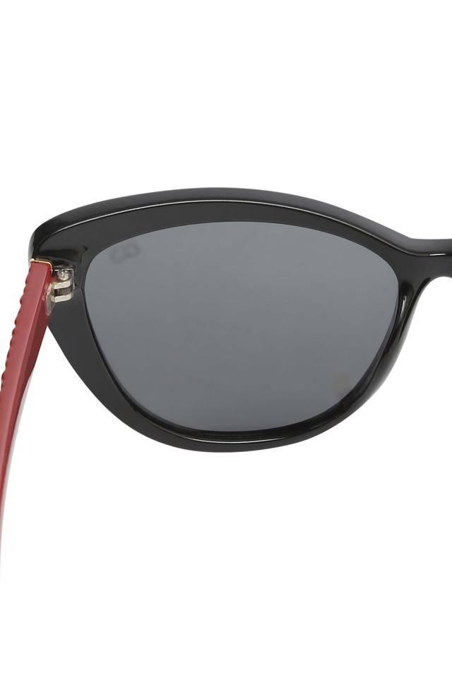 Womens Full Rim Cat Eye Sunglasses - GM0336C04