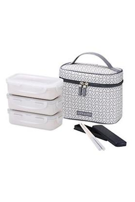LOCK & LOCK Lunch Box Set With Printed Bag - 204360168_9999