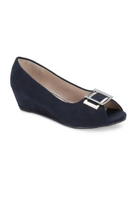 Womens Casual Wear Slip On Peep Toes
