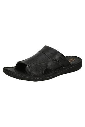 RED TAPEMens Leather Slipon Sandals - 203095188_9212