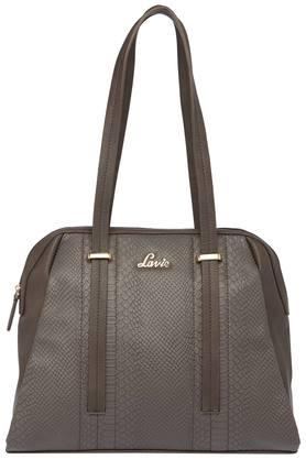 LAVIE Womens Zipper Closure Satchel Handbag - 203839752