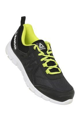 REEBOK Mens Mesh Lace Up Sports Shoes