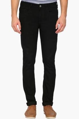 IZOD Mens Slim Fit Coated Jeans
