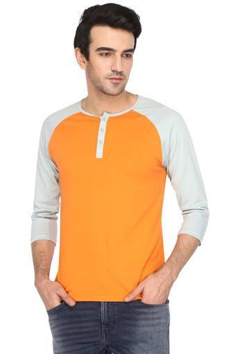 LIFE -  OrangeT-Shirts & Polos - Main