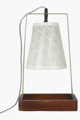 IVY Round Printed Otto Table Lamp