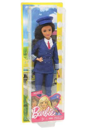 Girls Barbie Pilot Doll