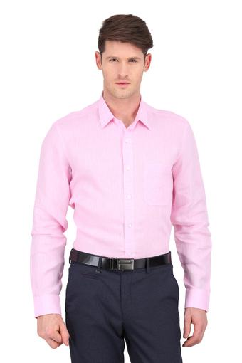 LOUIS PHILIPPE -  Pink Mix Shirts - Main