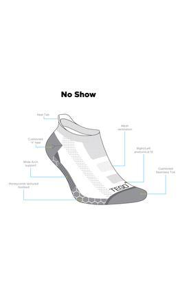 Unisex Colour Block Ankle Socks - Pack of 2