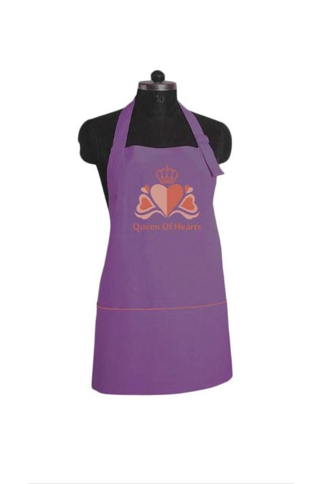 Printed Apron with Adjustable Strap