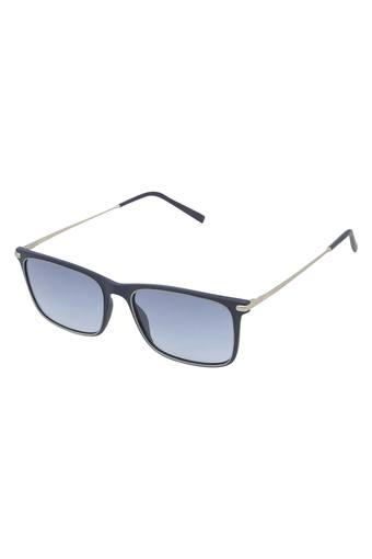 Mens Wayfarer UV Protected Sunglasses - IDS2514C3SG