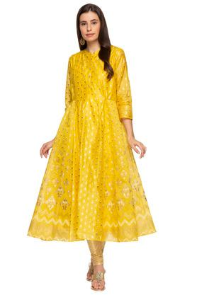 9001aced753c Ladies Kurti - Get Upto 50% Off on Kurtas for Women   Shoppers Stop