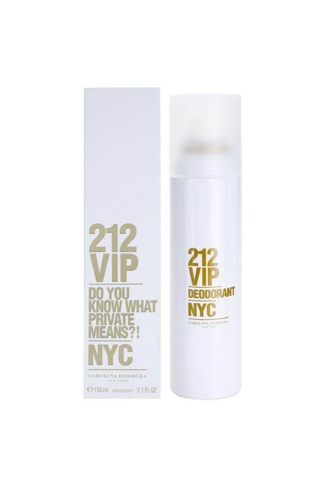 Womens 212 VIP NYC Deodorant Spray