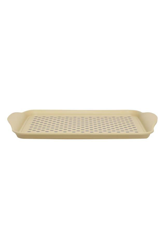 Rectangular Dot Pattern Tray