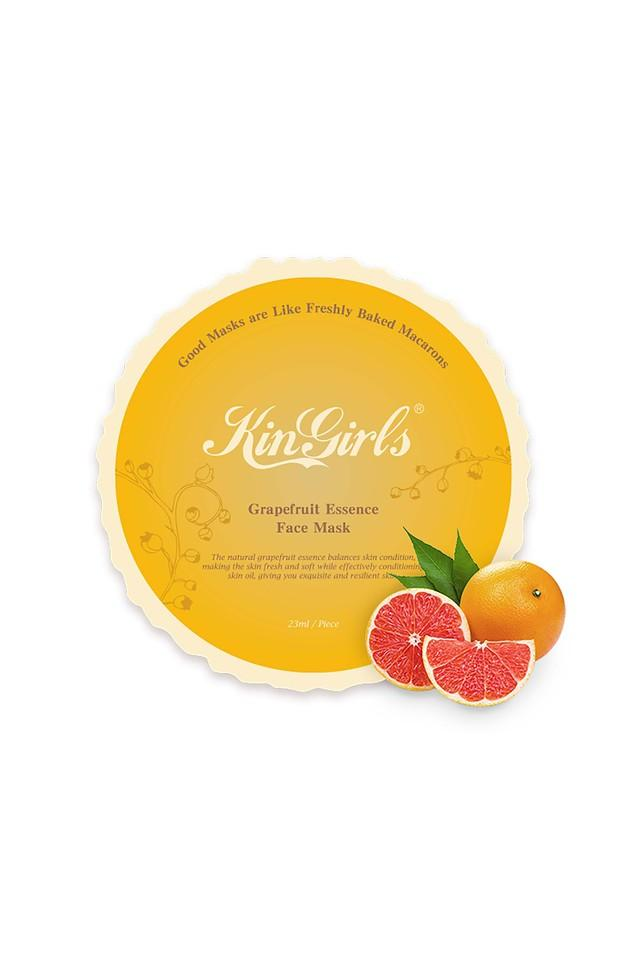 Womens Grapefruit Extract Face Mask - 23ml Per Piece