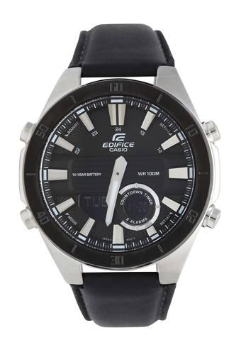 Mens Round Dial Analogue Watch - EX458