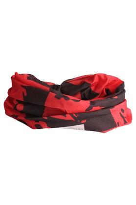 Unisex Red Solid Headwear