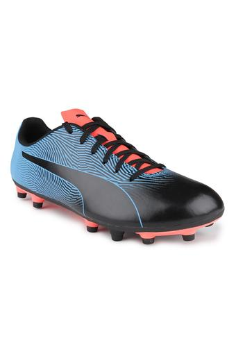 Mens Synthetic Leather Lace Up Sports Shoes