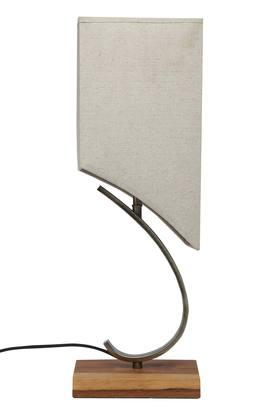 IVY Trudo Metallic Electrical Table Lamp