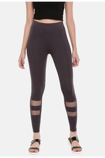DE MOZA -  GreyJeans & Leggings - Main