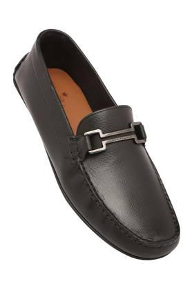 LOUIS PHILIPPE Mens Slip On Smart Formal Loafer