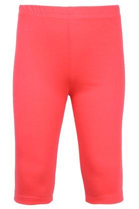 Girls Halter Neck Printed Top and Leggings Set