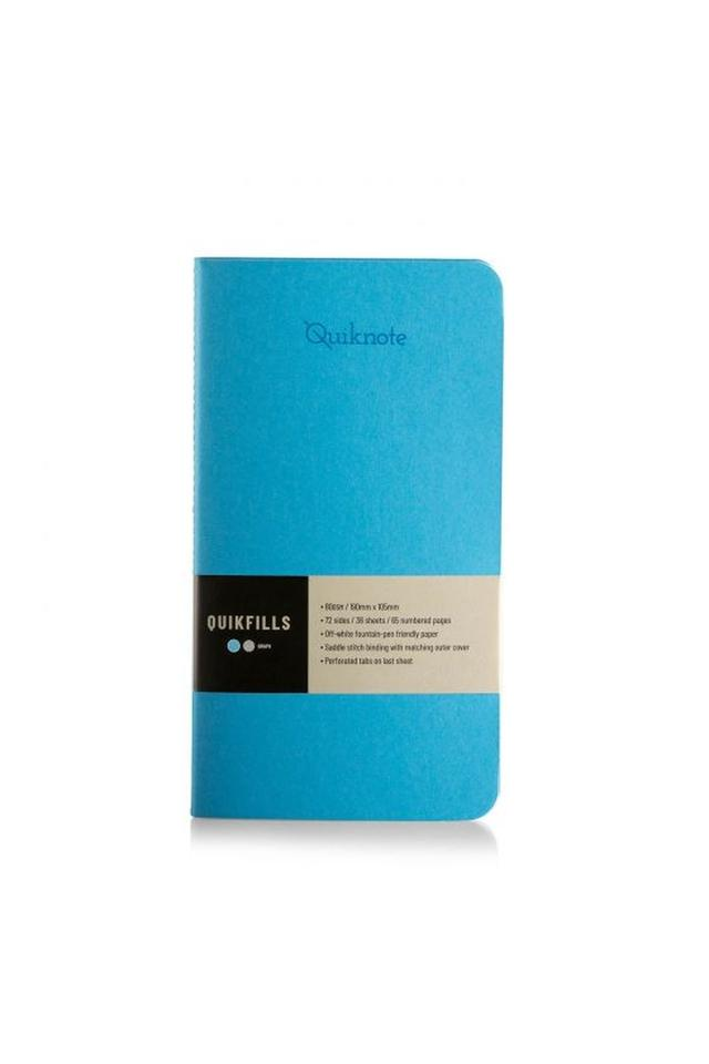 Quikfill Pennline Graph Note Book Pack Of 2
