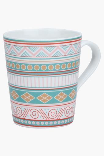 Round Printed Coffee Mug - 250ml